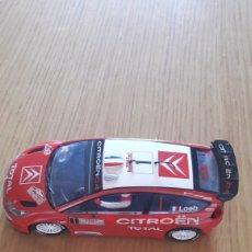 Scalextric: CITROEN C4 WRC SCALEXTRIC LOEB. Lote 232307155