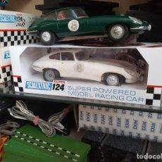 Scalextric: SCALEXTRIC SUPER 124 CAR DISPLAY BOX (READ ITEM DESCRIPTION). Lote 232308695