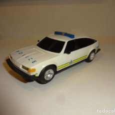 Scalextric: SCALEXTRIC. ROVER 3500 POLICIA. CON SIRENA Y LUCES. Lote 233907750