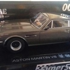 Scalextric: ASTON MARTIN V8 JAMES BOND 007 NO TIME TO DIE SCALEXTRIC SUPERSLOT H4203. Lote 235223725