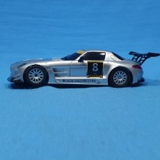 Scalextric: COCHE SCALEXTRIC SCX - MERCEDES BENZ SLS AMG GT3. Lote 235886505