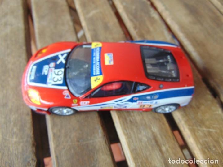 COCHE DE PISTA, FERRARI 360 GTC DE SCALEXTRIC SCK (Juguetes - Slot Cars - Scalextric SCX (UK))