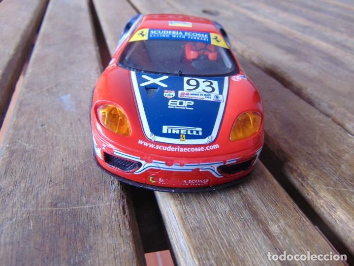 Scalextric: COCHE DE PISTA, FERRARI 360 GTC DE SCALEXTRIC SCK - Foto 5 - 240422575