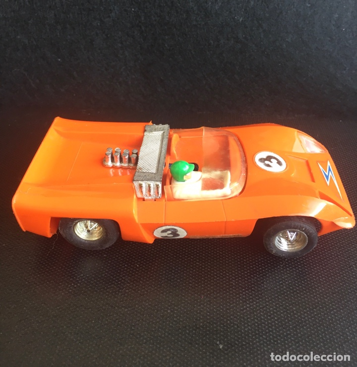 Scalextric: Scalextric Electra C4-11made in England - Foto 2 - 241665630
