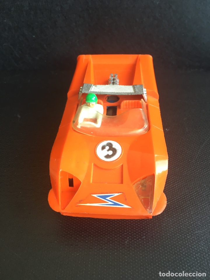 Scalextric: Scalextric Electra C4-11made in England - Foto 3 - 241665630