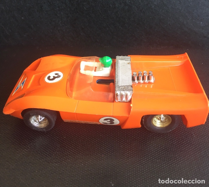 SCALEXTRIC ELECTRA C4-11MADE IN ENGLAND (Juguetes - Slot Cars - Scalextric SCX (UK))