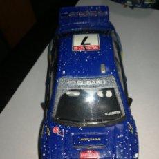 Scalextric: SCALEXTRIC SUBARU IMPREZA WRC. Lote 243618935