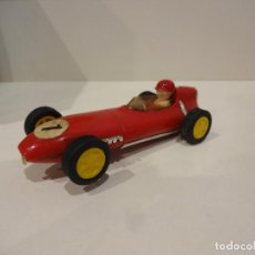 Scalextric: SCALEXTRIC. TRIANG. LOTUS ROJO. REF. C54. Lote 244821755