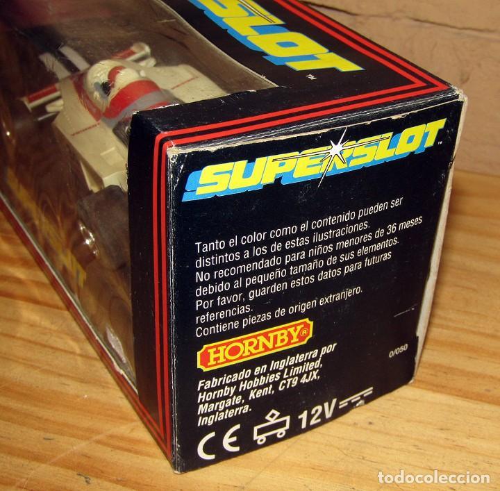 Scalextric: SUPERSLOT - TOSHIBA INDY - REF C.056 - NUEVO A ESTRENAR - Foto 8 - 247733770