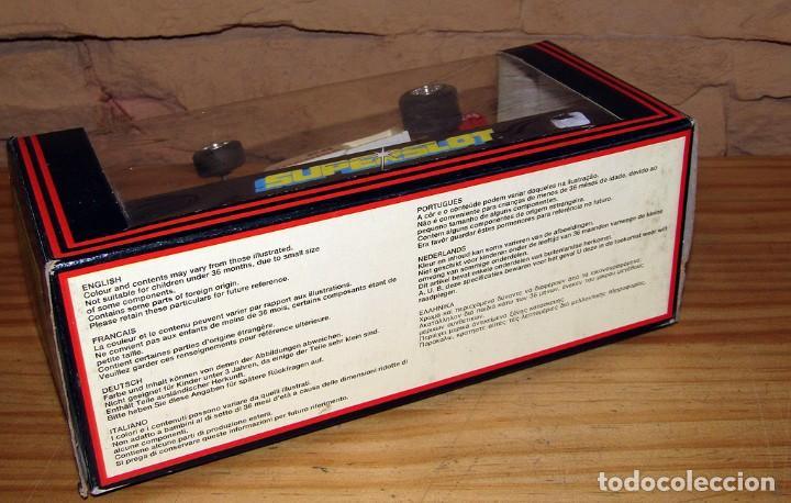 Scalextric: SUPERSLOT - TOSHIBA INDY - REF C.056 - NUEVO A ESTRENAR - Foto 12 - 247733770