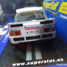 Scalextric: FORD RS 200 CARLOS SAINZ. Lote 251422320