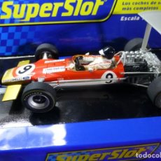 Scalextric: LOTUS TYPE 49. Lote 251422605