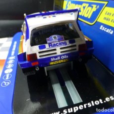 Scalextric: MG METRO 6R4. Lote 251422945
