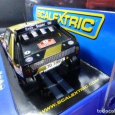 Scalextric: LANCIA S4 VINO CON LA CAJA CAMBIADA. Lote 251423340