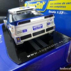 Scalextric: FORD RS 200. Lote 251423595