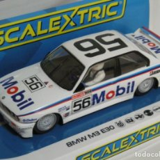 Scalextric: BMW M3 E30 SUPERSLOT/SCALEXTRIC NUEVO EN CAJA. Lote 252582875