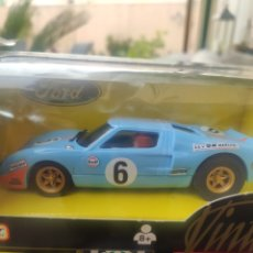 Scalextric: FORD GT 40 VINTAGE. Lote 253964225
