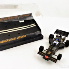 Scalextric: SCALEXTRIC UK LOTUS 77. Lote 259775485