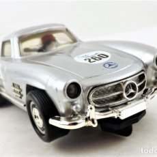 Scalextric: SLOT 1:32 CARTRONIC MERCEDES 300 SL GULLWING. Lote 259776265