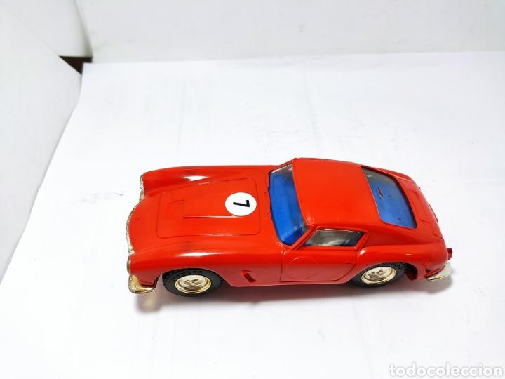 Scalextric: SCALEXTRIC FERRARI GT 250 BERLINETTA TRIANG REF. MM/C69 - Foto 2 - 261115895