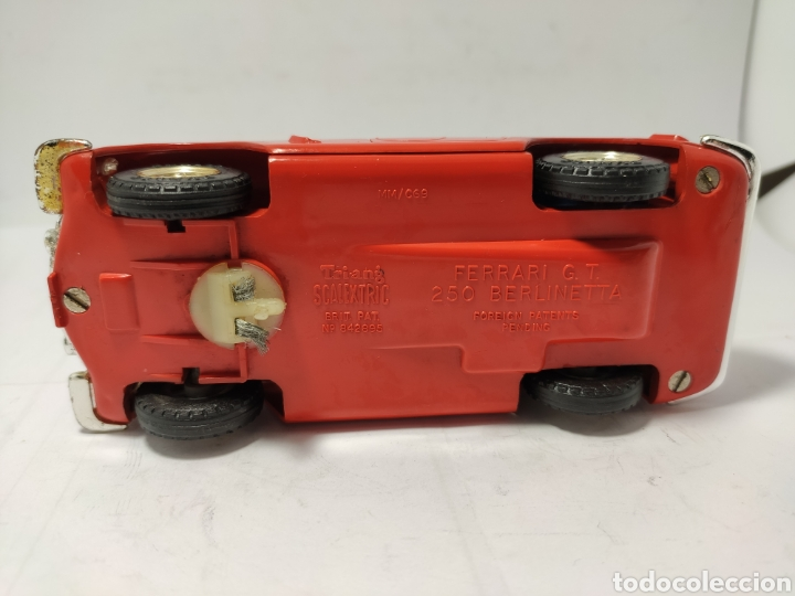 Scalextric: SCALEXTRIC FERRARI GT 250 BERLINETTA TRIANG REF. MM/C69 - Foto 6 - 261115895