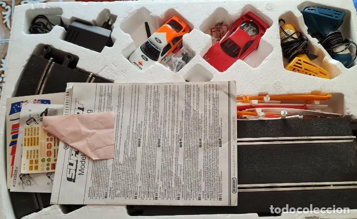 Scalextric: Caja SuperSlot SuperRally y material adicional - Foto 3 - 261615580