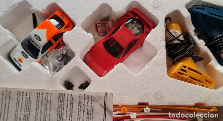 Scalextric: Caja SuperSlot SuperRally y material adicional - Foto 5 - 261615580