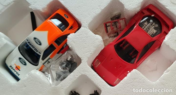 Scalextric: Caja SuperSlot SuperRally y material adicional - Foto 24 - 261615580