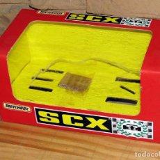 Scalextric: CAJA VACIA AUDI 90 YACCO - SCALEXTRIC SCX MATCHBOX - AÑO 1993. Lote 262608355