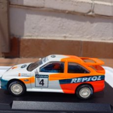 Scalextric: SCALEXTRIC HORNBY FORD ESCORT COSWORTH WRC CARLOS SAINZ Y MOYA 1996. Lote 268781074