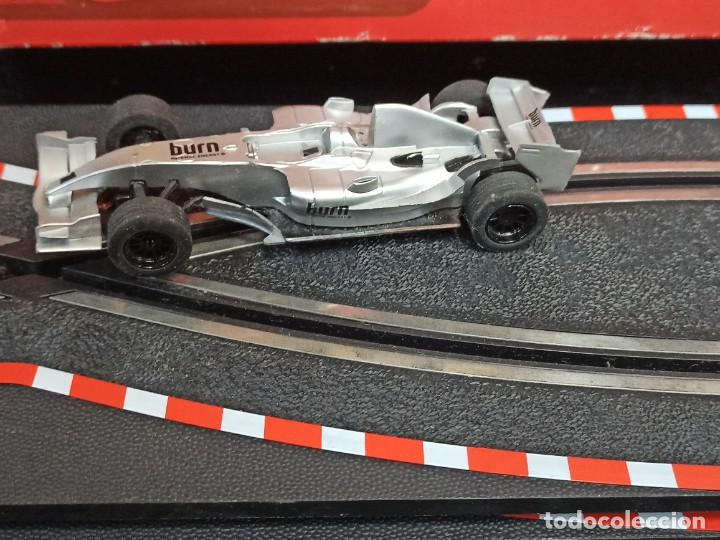 Scalextric: Scalextric con 4 coches. JUG. - Foto 2 - 269609818