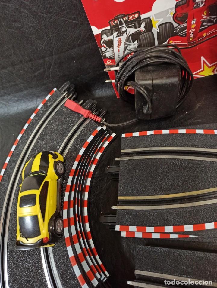 Scalextric: Scalextric con 4 coches. JUG. - Foto 3 - 269609818