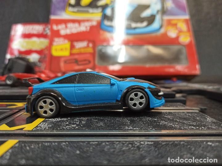 Scalextric: Scalextric con 4 coches. JUG. - Foto 4 - 269609818