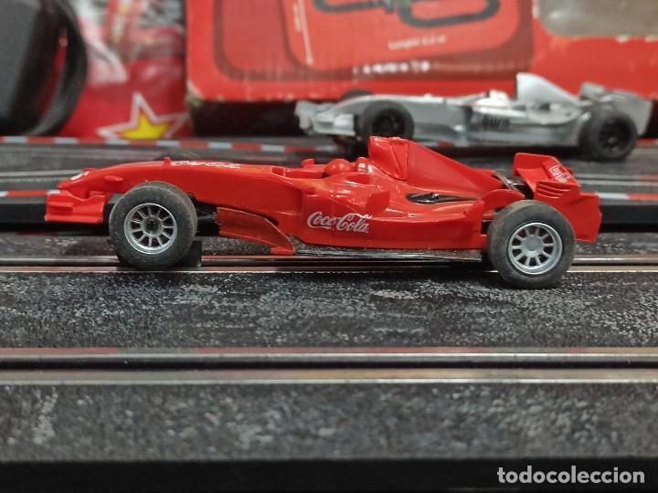 Scalextric: Scalextric con 4 coches. JUG. - Foto 5 - 269609818