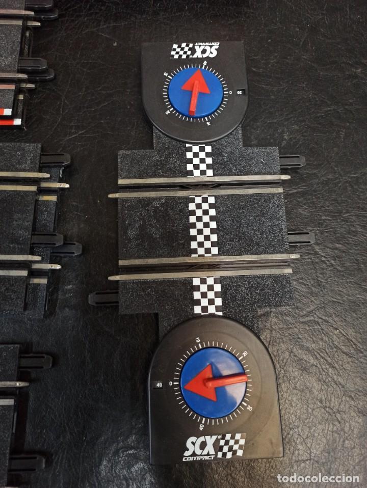 Scalextric: Scalextric con 4 coches. JUG. - Foto 6 - 269609818