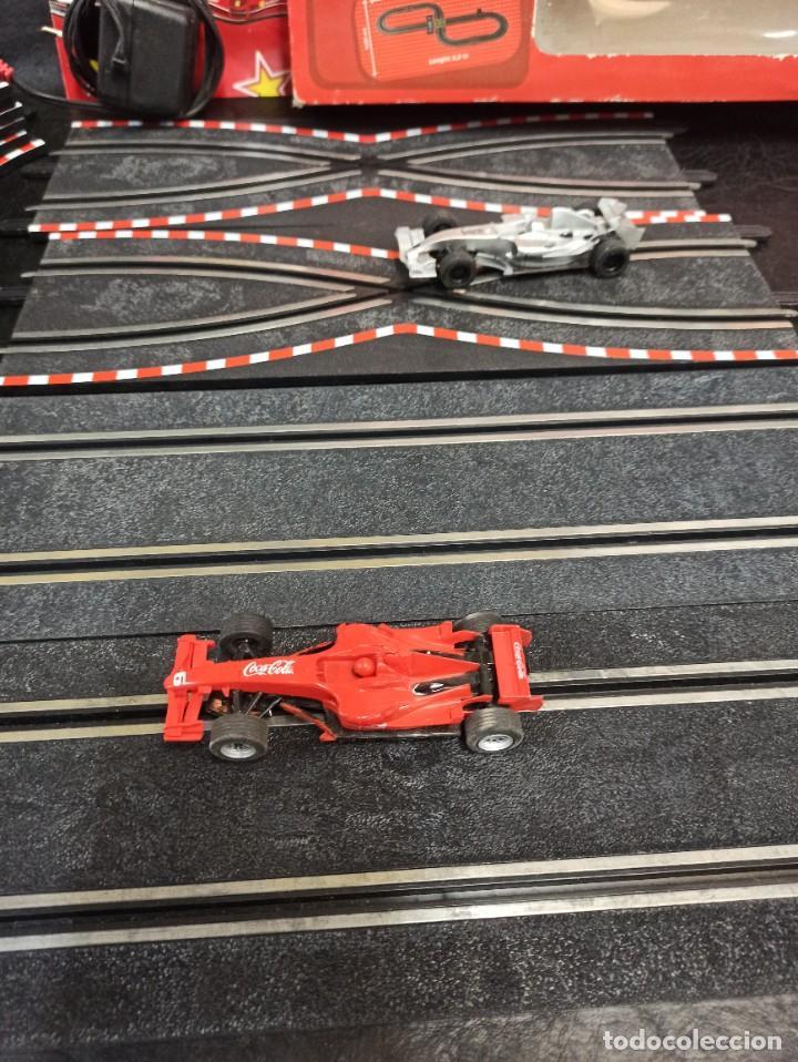 Scalextric: Scalextric con 4 coches. JUG. - Foto 7 - 269609818