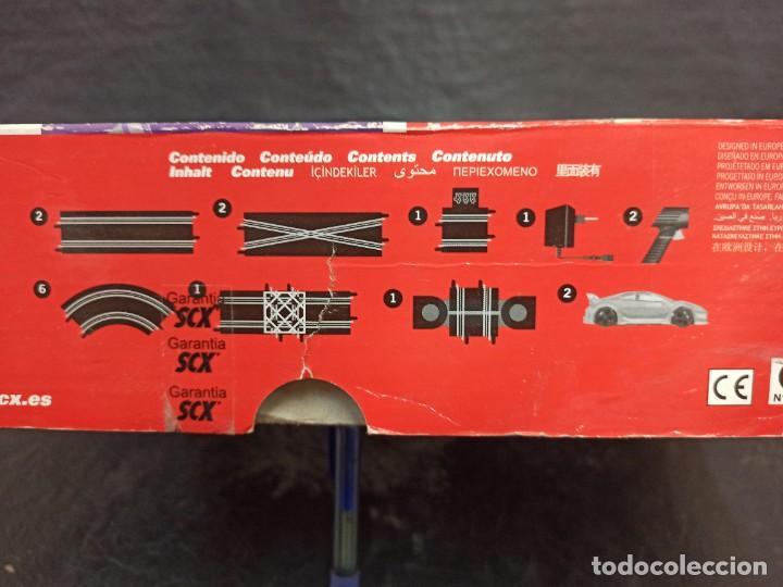 Scalextric: Scalextric con 4 coches. JUG. - Foto 8 - 269609818