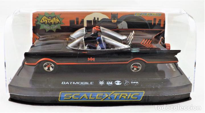 SCALEXTRIC CLUB (HORNBY) DC COMICS BATMOBILE SLOT 1:32 (Juguetes - Slot Cars - Scalextric SCX (UK))