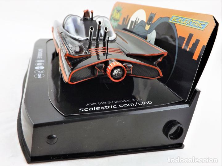 Scalextric: Scalextric Club (Hornby) DC Comics Batmobile Slot 1:32 - Foto 5 - 270119208