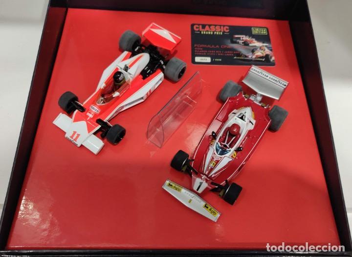 Scalextric: Limited Edition Superslot/Scalextric 1976 Hunt & Niki Lauda REF: H2558A-C2558A (Envío Gratis España) - Foto 3 - 273023658