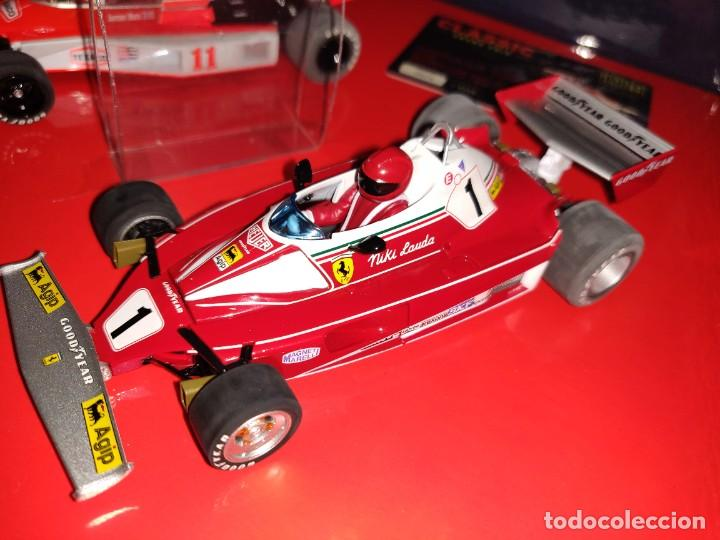 Scalextric: Limited Edition Superslot/Scalextric 1976 Hunt & Niki Lauda REF: H2558A-C2558A (Envío Gratis España) - Foto 4 - 273023658