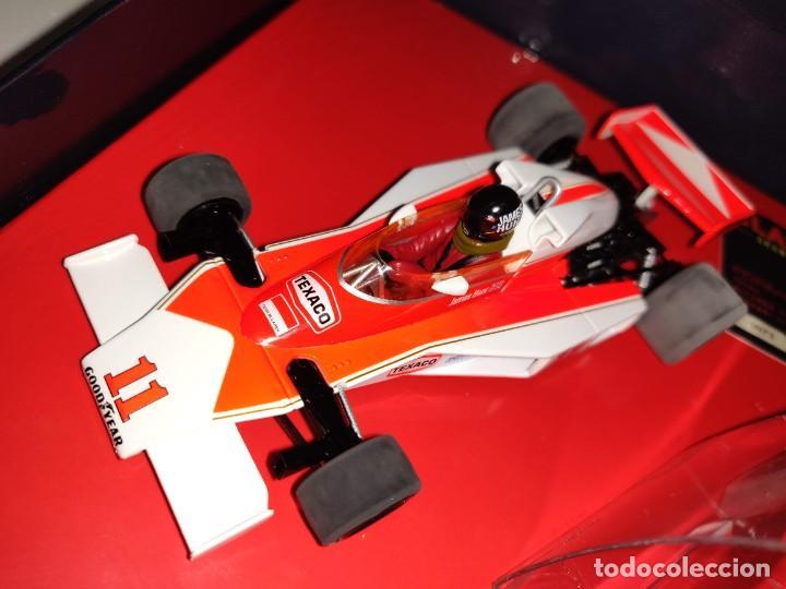 Scalextric: Limited Edition Superslot/Scalextric 1976 Hunt & Niki Lauda REF: H2558A-C2558A (Envío Gratis España) - Foto 5 - 273023658