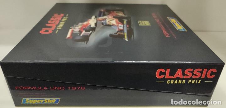 Scalextric: Limited Edition Superslot/Scalextric 1976 Hunt & Niki Lauda REF: H2558A-C2558A (Envío Gratis España) - Foto 7 - 273023658