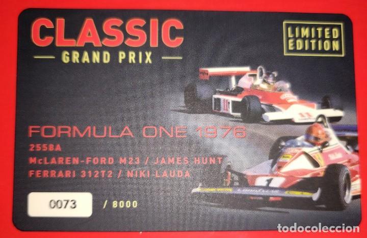 Scalextric: Limited Edition Superslot/Scalextric 1976 Hunt & Niki Lauda REF: H2558A-C2558A (Envío Gratis España) - Foto 10 - 273023658