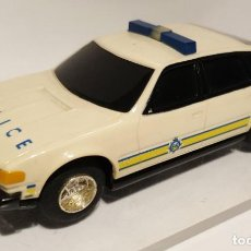 Scalextric: SCALEXTRIC EXIN ROVER 3500 POLICIA PROBADO SIN RETROS Y SIN CAJA. Lote 274841573
