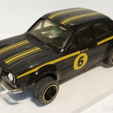Scalextric: EXIN SCALEXTRIC FORD ESCORT RS 1.800 SIN CABLES Y SIN TRENCILLAS. Lote 274881333