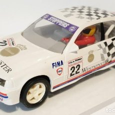 Scalextric: EXIN SCALEXTRIC HORNBY BMW SERIE 3 WESTMINISTER NUEVO SIN CAJA NUEVO. Lote 274936108