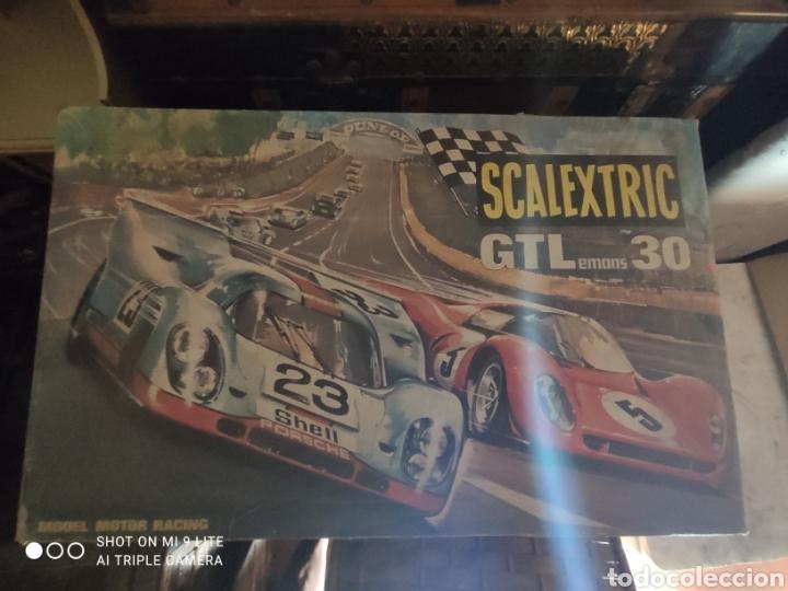 SCALEXTRIC GTLEMANS (Juguetes - Slot Cars - Scalextric SCX (UK))