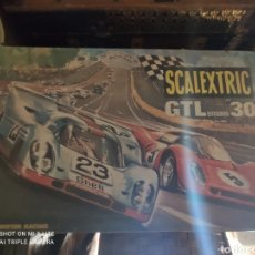 Scalextric: SCALEXTRIC GTLEMANS. Lote 275791018