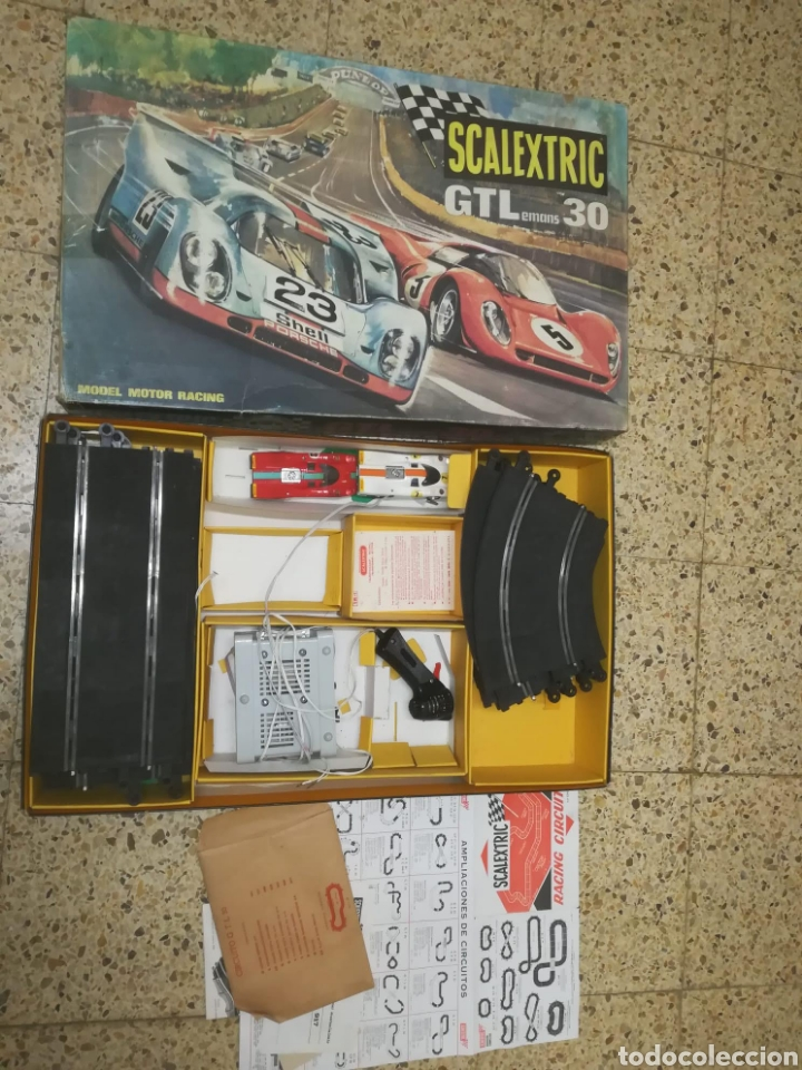 Scalextric: Scalextric Gtlemans - Foto 3 - 275791018